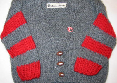 BABY SWEATER OSU FOOTBALL