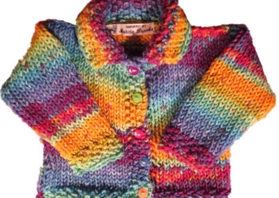 BABY SWEATER SILK ROAD