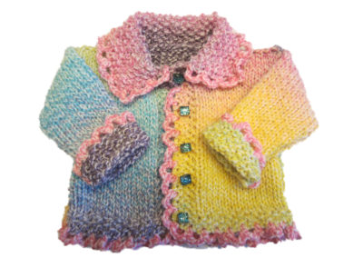 BABYSWEATER PASTEL OMBRE ENCORE