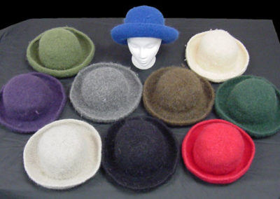 HATS LARGE BRIM