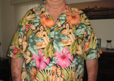 SHIRT TROPICAL BEAUTIES