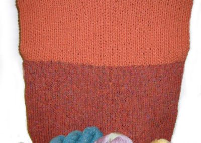 SWEATER SHELL ORANGE